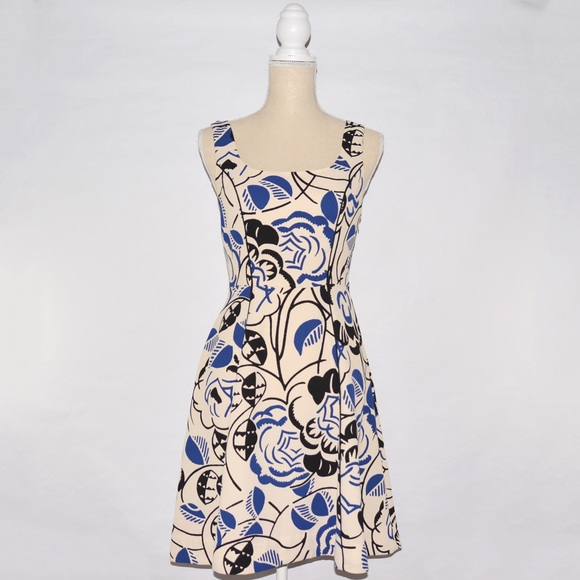 0d3643f955f42 Anthropologie Dresses & Skirts - Vanessa Virginia by Anthropologie Floral  Dress